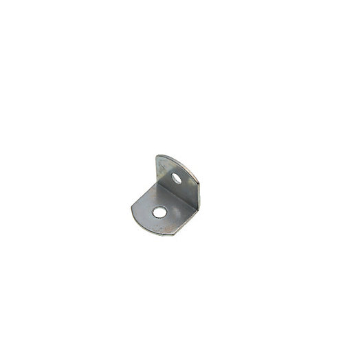 Wickes 19mm Angle Brace Zinc Plated Pack 20