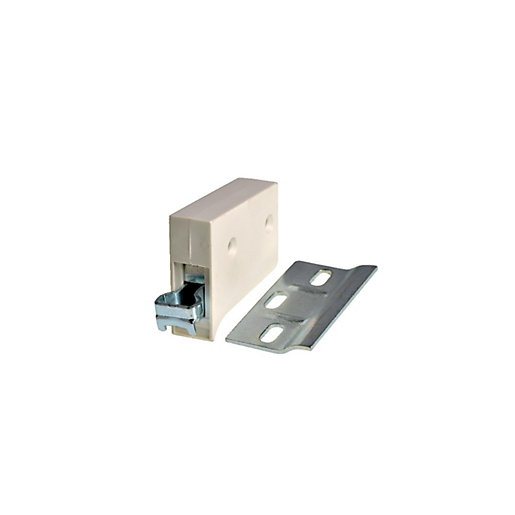 Wickes Cabinet Hanging Bracket and Plate 59x50mm 10
