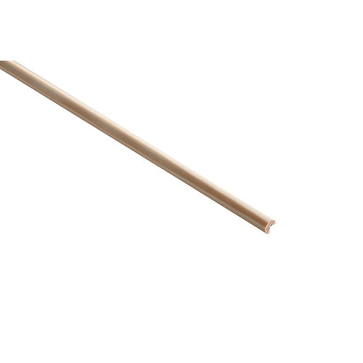 Wickes Pine Angle Moulding - 6mm x 6mm