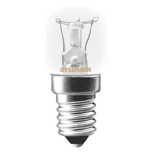 Sylvania Incandescent Non Dimmable Pigmy E14 Oven Light