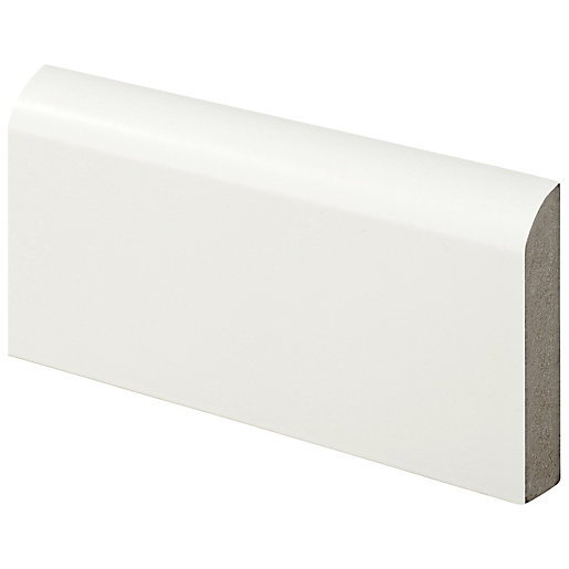 Wickes Bullnose Fully Finished Architrave - 18 x