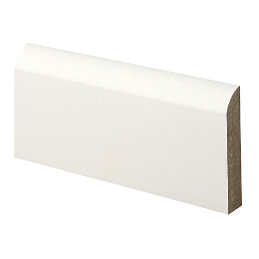 Wickes Bullnose Primed MDF Architrave - 14.5mm x