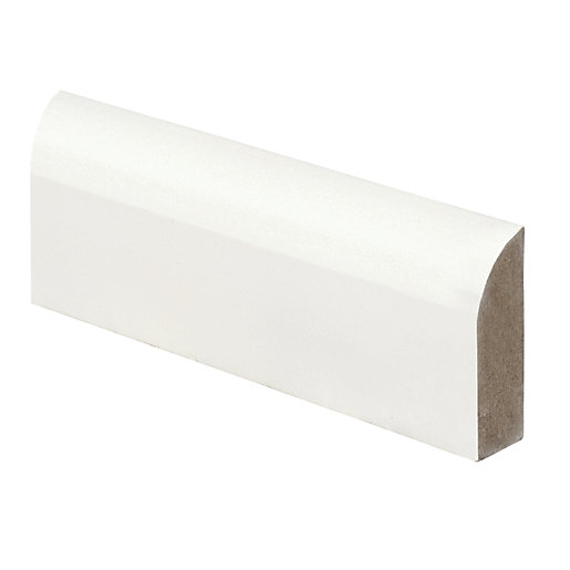 Wickes Large Round Fully Finished MDF Architrave -