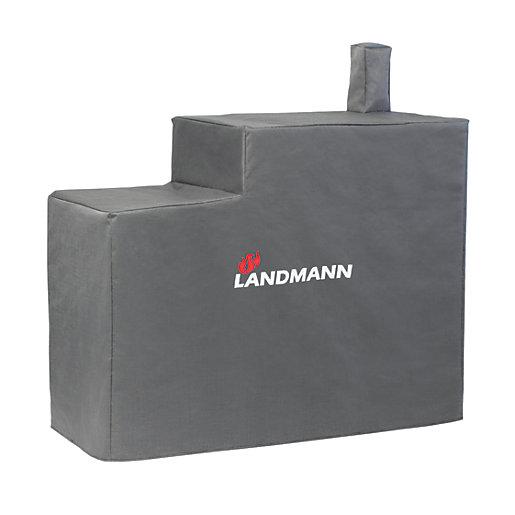 Landmann Kentucky Smoker BBQ Cover - Grey