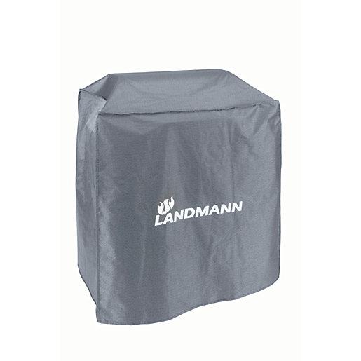 Landmann Triton 3.0 Waterproof BBQ Cover - Grey