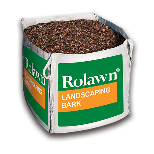 Rolawn Landscaping Bark Bulk Bag - 730L
