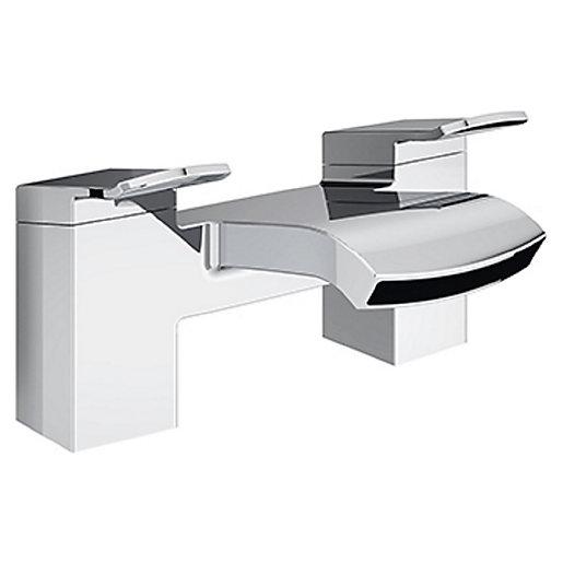 Bristan Descent Chrome Bath Filler Tap
