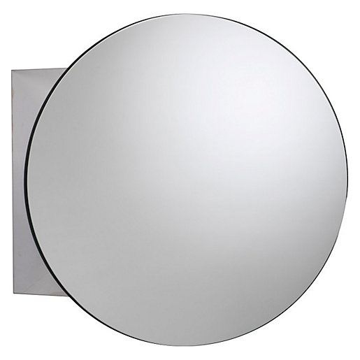 Croydex Severn Mirrored Bathroom Cabinet