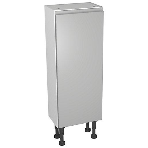 Wickes Hertford Dove Grey Compact Storage Unit -