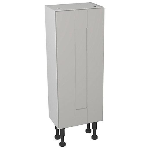 Wickes Vermont Grey Compact Storage Unit - 300