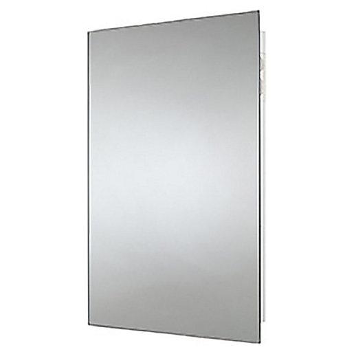 Wickes Antsey Bluetooth Backlit LED Bathroom Mirror