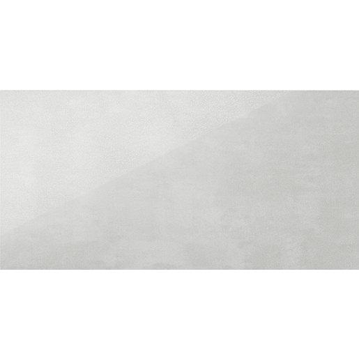 Wickes Alaska Grey Glazed Porcelain Wall & Floor