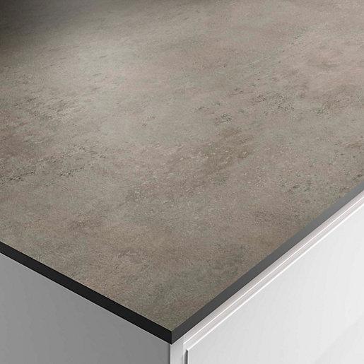 Wickes Caldeira Zenith Bathroom Worktop - 2m x