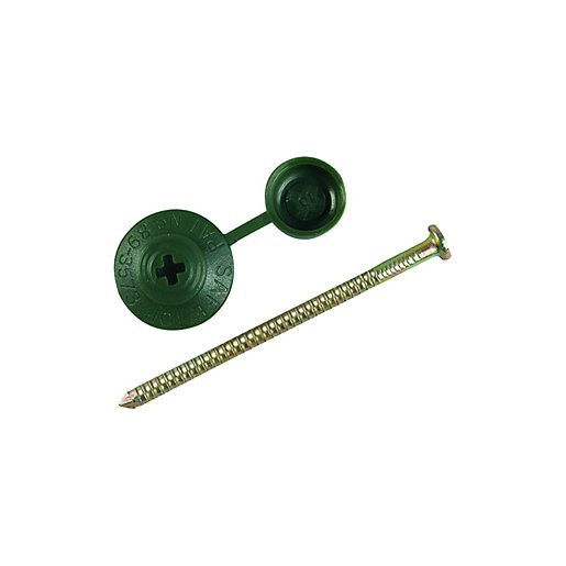 Onduline Green Safe Top Nail 70mm - Pack