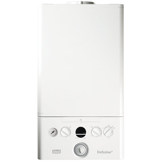 Ideal Exclusive 2 Combi Boiler Only 24kW