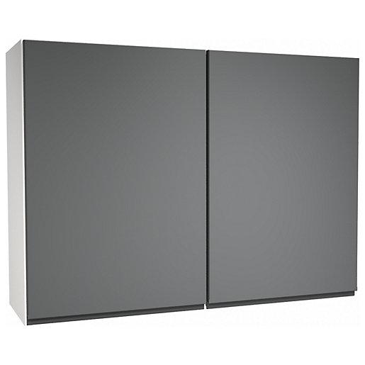 Camden Carbon Wall Unit - 1000mm