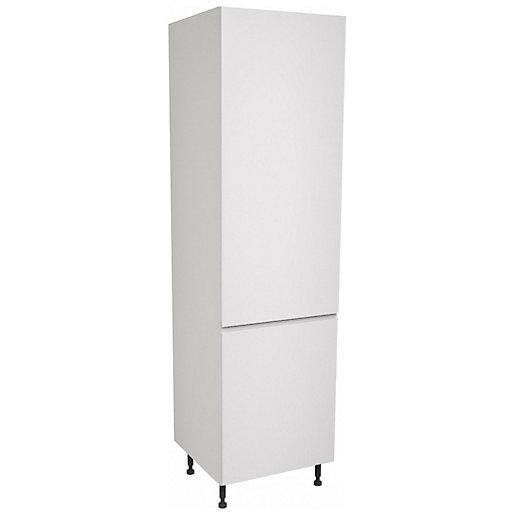 Camden White 70:30 Fridge Freezer Tower Unit -