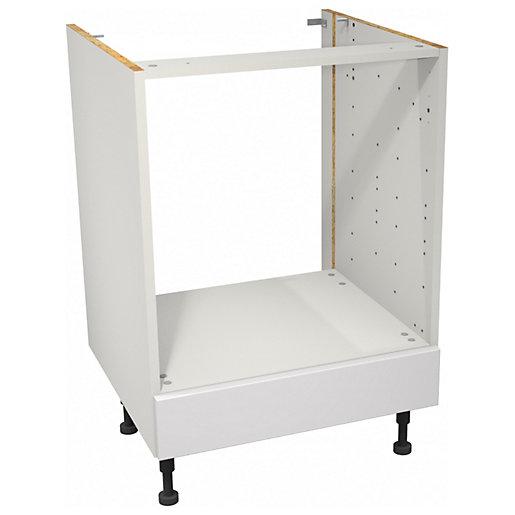 Camden White Built Under Oven Unit - 600mm