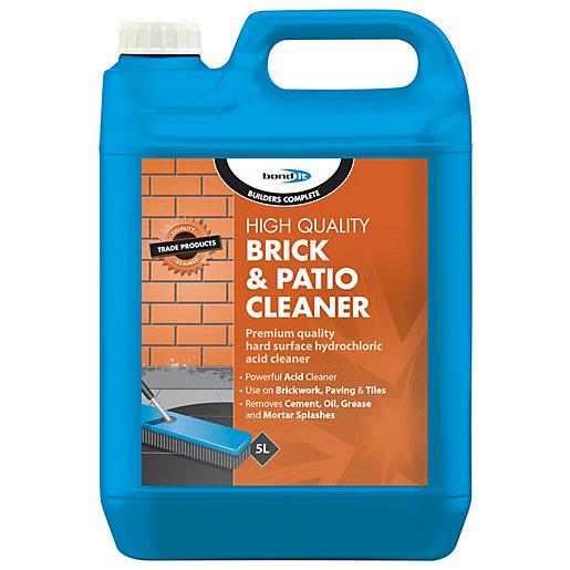Bond It Brick & Patio Cleaner - 5L