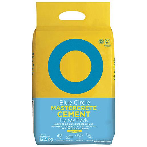 Blue Circle Mastercrete Cement Handy Pack - 12.5kg