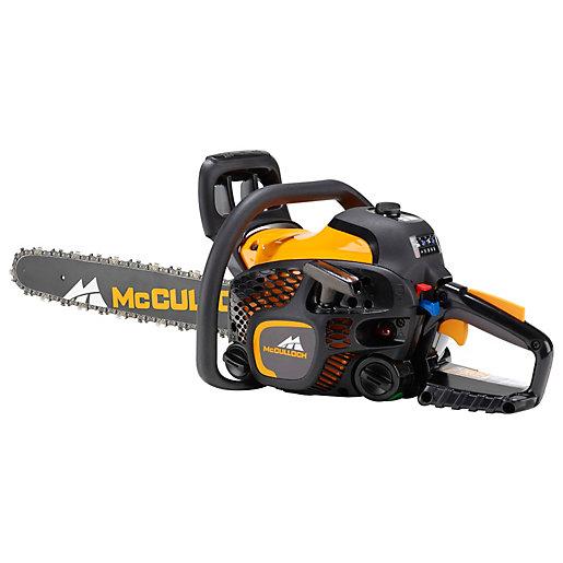 McCulloch 46cm 18 Inch Petrol Chainsaw