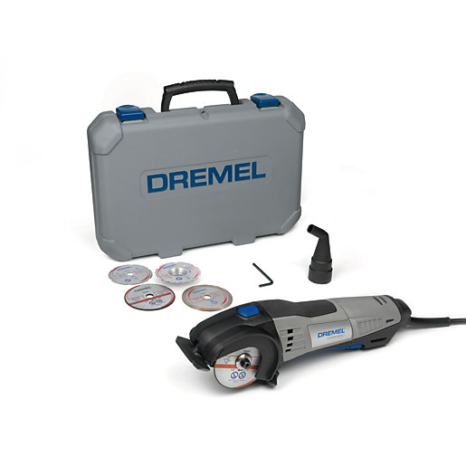 Dremel DSM20 Compact Saw 230V - 710W
