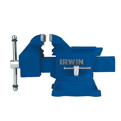 Irwin 10507771 Workshop Vice with Anvil - 80mm