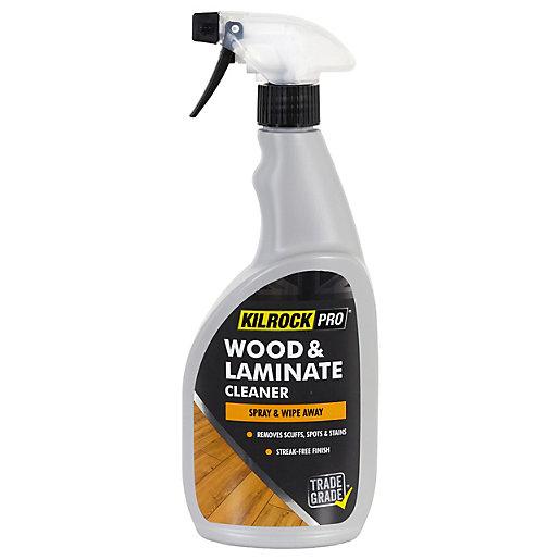 KilrockPRO Wood & Laminate Cleaner - 750ml