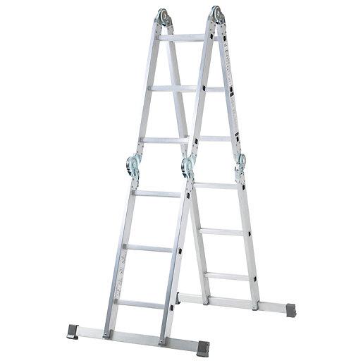 Werner 10 In 1 Aluminium Multi-Purpose Ladder