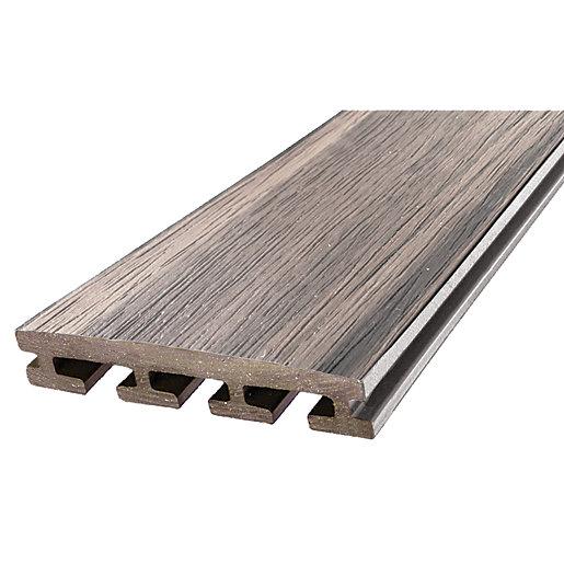 Eva-Last Pacific Pearl Composite Deckboard Infinity 25.4mm x