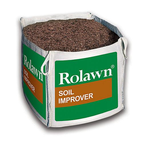 Rolawn Soil Improver Bulk Bag - 730L