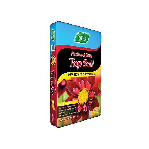 Westland Nutrient Rich Top Soil - 35L