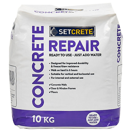 Setcrete Concrete Repair Mortar - 10kg