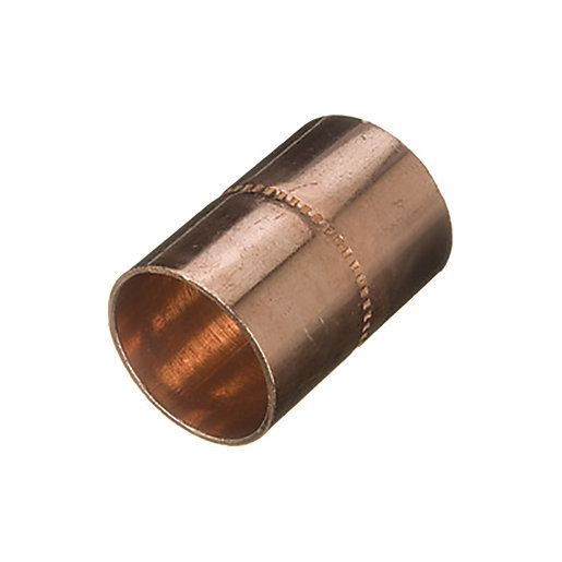 Primaflow Copper End Feed Straight Coupling - 28mm