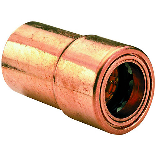 Primaflow Copper Push Fit Reducer - 22 X
