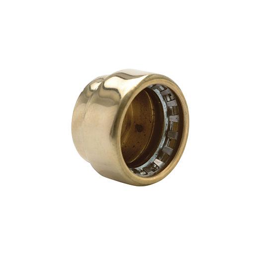 Primaflow Copper Pushfit Stop End Cap - 22mm