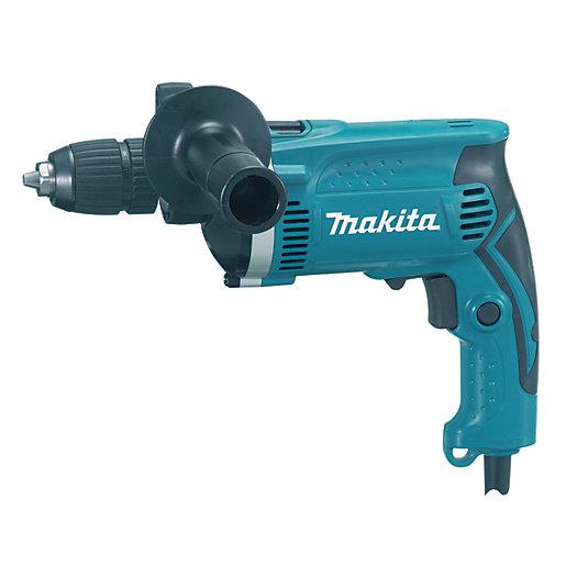 Makita HP1631K Corded Percussion Drill 240V - 710W