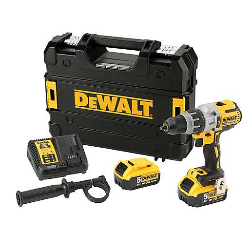 DEWALT DCD996P2-GB 18V XR 2 x 5.0Ah Brushless