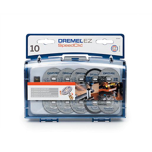 Dremel SC690 10 Piece Cutting Accessory Set