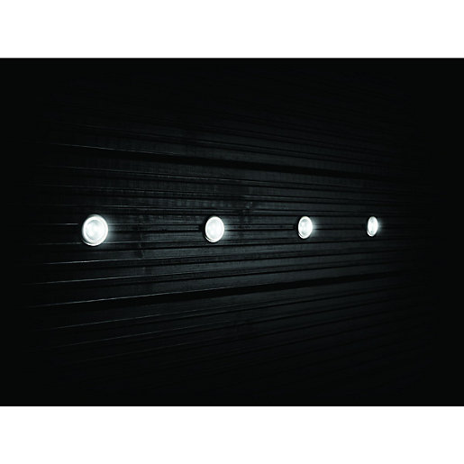 Wickes Cool White Led Deck Lights, Wickes Outdoor Deck Lights
