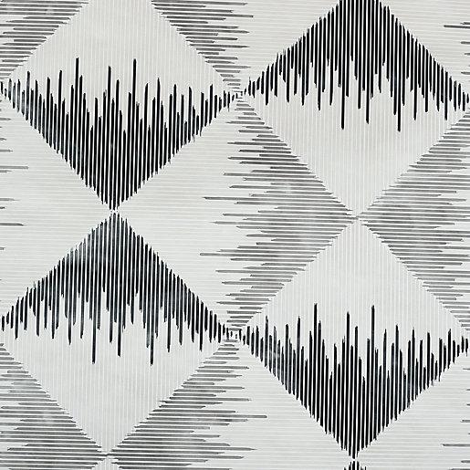Arthouse Aztec Geometric Mono Wallpaper 10.05m x 53cm
