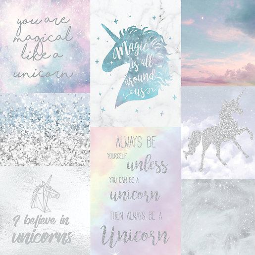 Arthouse Believe in Unicorns Wallpaper 10.05m x 53cm