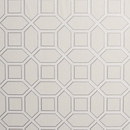 Arthouse Luxe Origin Taupe Wallpaper 10.05m x 53cm
