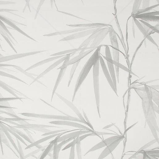 Superfresco Easy Asia Light Grey Wallpaper 10m