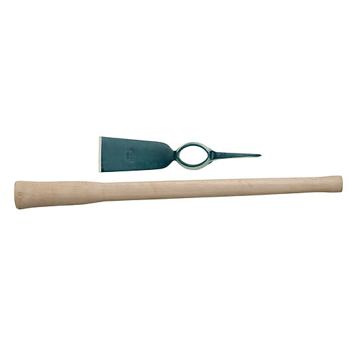 Bulldog Beech Handle Cutting Mattock Head - 5lb