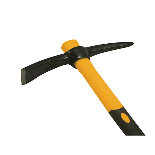 Roughneck Fibreglass Handle Micro Pick Mattock - 1.5lb