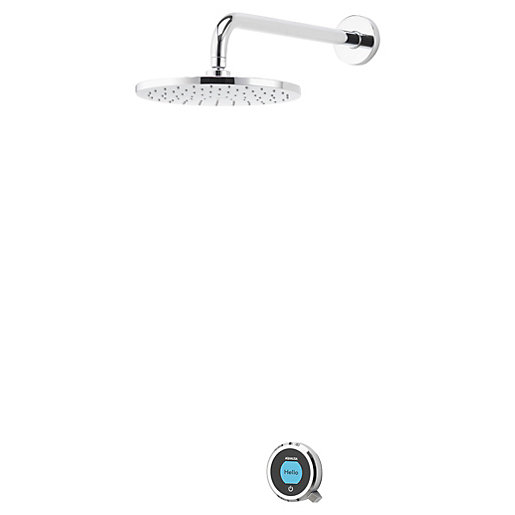 Aqualisa Optic Q Smart Concealed High Pressure Combi