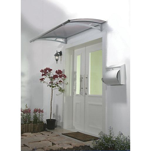 Palram Aquila 1500 Modern Polycarbonate Door Canopy -