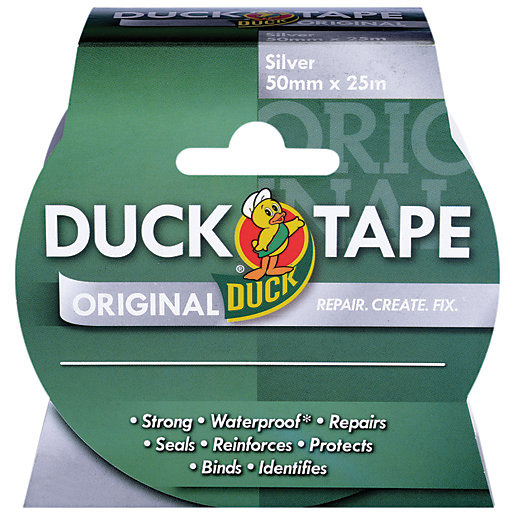 Duck Tape Original Silver