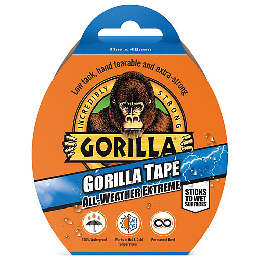 Gorilla All Weather Extreme Tape
